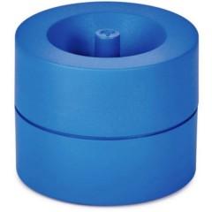 Maul Dispenser per fermagli Blu