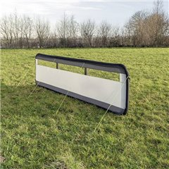 ProPlus Protezione dal vento 480 cm x 140 cm 1 pz.
