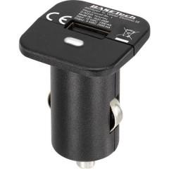 Basetech KUC-2400 Caricatore USB Automobile Corrente di uscita max. 2400 mA 1 x USB