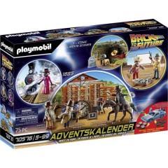 Playmobil ® Back to the Future Calendario dellavvento Ritorno al futuro 2