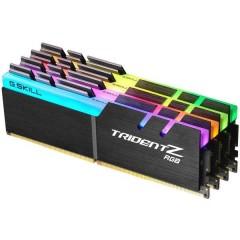 G.Skill Kit memoria PC TridentZ RGB 32 GB 4 x 8 GB RAM DDR4 3200 MHz CL14-14-14-34