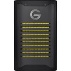 SanDisk Professional G-Drive ArmorLock SSD 4 TB Memoria SSD esterna 2,5 USB-C™ Nero