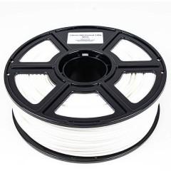 Maertz Budget ABS Weiß 2,85 mm 1 KG Filamento per stampante 3D Plastica ABS 2.85 mm 1000 g Bianco 1000 g