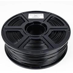 Maertz Budget ABS SW 2,85 mm 1 KG Filamento per stampante 3D Plastica ABS 2.85 mm 1000 g Nero 1000 g