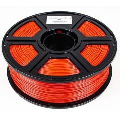 Maertz Budget ABS RT 1,75 mm 1 KG Filamento per stampante 3D Plastica ABS 1.75 mm 1000 g Rosso 1000 g
