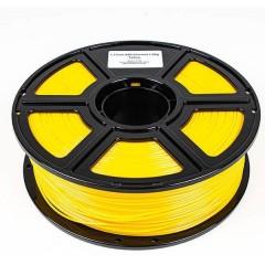 Maertz Budget ABS Gelb 1,75 mm 1 KG Filamento per stampante 3D Plastica ABS 1.75 mm 1000 g Giallo 1000 g
