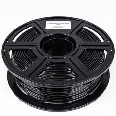 Maertz Budget PETG SW 2,85 mm 1 KG Filamento per stampante 3D PETG 2.85 mm 1000 g Nero 1000 g