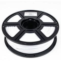 Maertz Budget PETG Weiß 2,85 mm 1 KG Filamento per stampante 3D PETG 2.85 mm 1000 g Bianco 1000 g