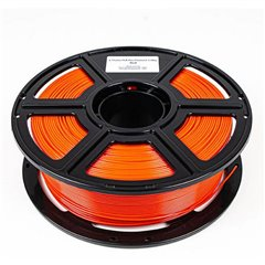 Maertz Budget PLA Pro RT 1,75 mm 1 KG Filamento per stampante 3D Plastica PLA 1.75 mm 1000 g Rosso 1000 g