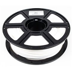 Maertz Budget PLA Pro Weiß 1,75 mm 1 KG Filamento per stampante 3D Plastica PLA 1.75 mm 1000 g Bianco 1000 g