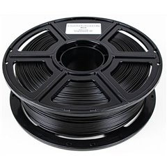 Maertz Budget PLA Pro SW 1,75 mm 1 KG Filamento per stampante 3D Plastica PLA 1.75 mm 1000 g Nero 1000 g