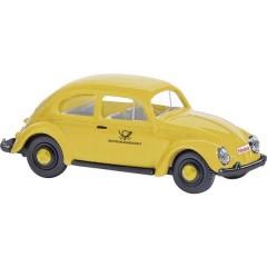 Busch H0 Volkswagen Maggiolino con scuola di guida tedesca Bundesspost Ovalfinesten