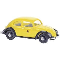 Busch H0 Volkswagen Maggiolino con finestra a finestra Post Svizzera