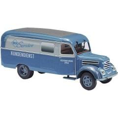 Busch H0 Robur Carrello a box Garant K 30 Post-vendita Robur Werke Zittau