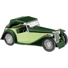 Busch H0 MG Midget TC convertibile