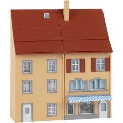 Faller Case in rilievo piccola città 2 pz H0