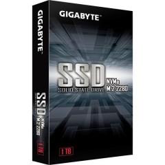 Gigabyte 1 TB SSD interno NVMe/PCIe M.2 M.2 NVMe PCIe 3.0 x4 Dettaglio
