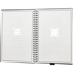 Dreiklang, wiederverwendbares Smartbook, DIN A5 Taccuino Numero di fogli: 30 DIN A5