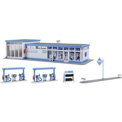 Kibri Stazione di servizio ARAL H0