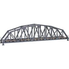 Kibri H0 Ponte in ferro 1 binario Universale (L x L x A) 460 x 80 x 116 mm
