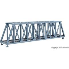 Vollmer N Ponte in ferro 1 binario Universale (L x L x A) 225 x 38 x 61 mm