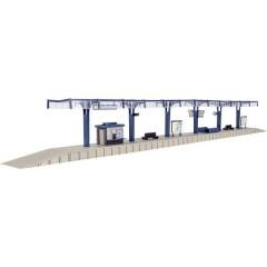 Kibri Piattaforma ferroviaria moderna per binari C. H0