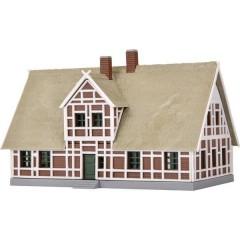 Kibri N Casa tetto in paglia Kit da montare