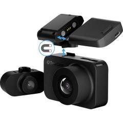 TrueCam M7 Dashcam con GPS Visualizzazione dei dati in video, Dual camera, G-Sensor, WLAN, WDR, Registrazione in loop