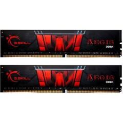 G.Skill Kit memoria PC Client aegis 32 GB 2 x 16 GB RAM DDR4 3000 MHz CL16-18-18-38